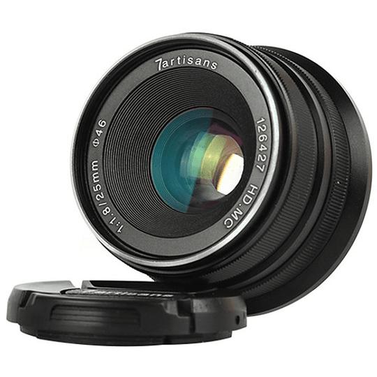 7artisans Photoelectric 25mm f/1.8 Lente para Fujifilm X - Image 3
