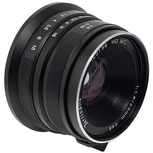 7artisans Photoelectric 25mm f/1.8 Lente para Sony E
