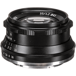 7artisans Photoelectric 35mm f/1.2 Lente para Fujifilm X