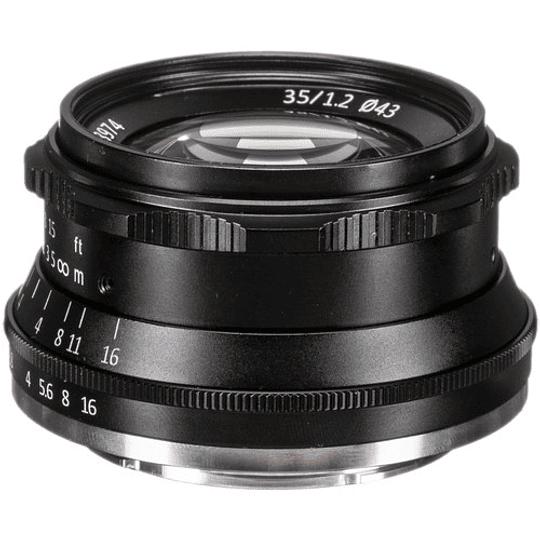 7artisans Photoelectric 35mm f/1.2 Lente para Fujifilm X - Image 1