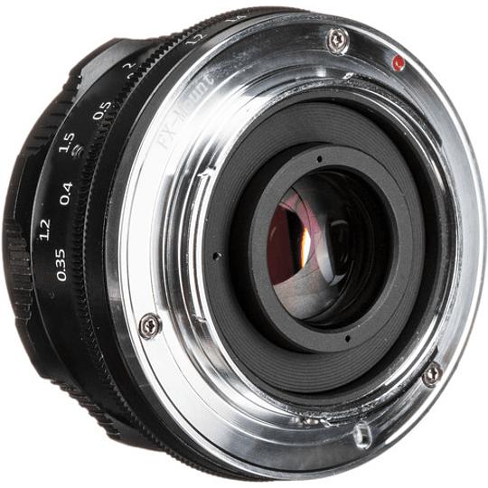 7artisans Photoelectric 35mm f/1.2 Lente para Fujifilm X - Image 3