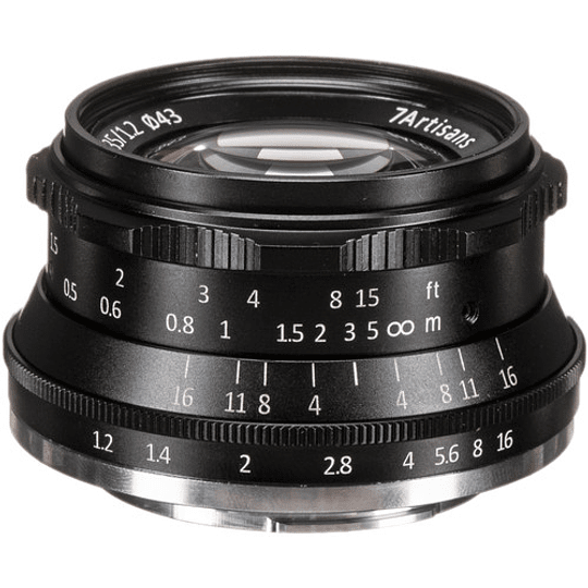 7artisans Photoelectric 35mm f/1.2 Lente para Fujifilm X - Image 4