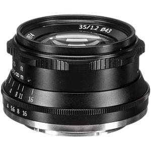 7artisans Photoelectric 35mm f/1.2 Lente para Sony E