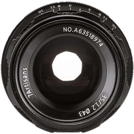 7artisans Photoelectric 35mm f/1.2 Lente para Sony E - Image 2