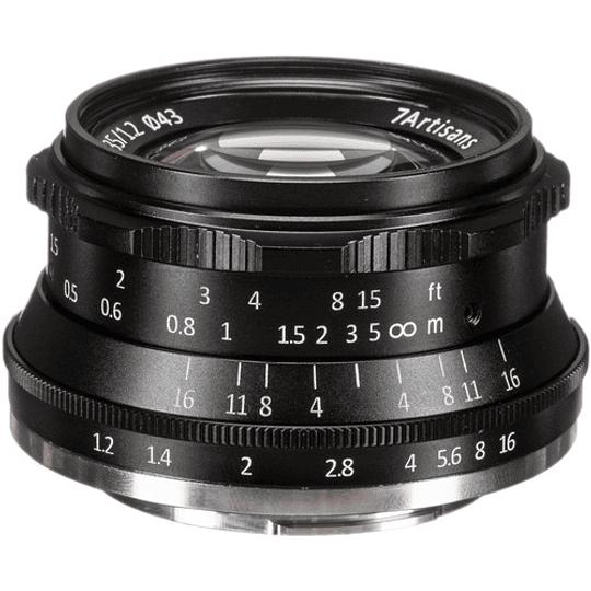 7artisans Photoelectric 35mm f/1.2 Lente para Sony E - Image 4