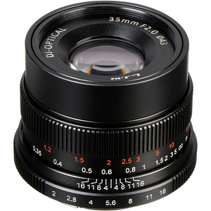 7Artisans Photoelectric 35mm f/2.0 Lente para Sony E