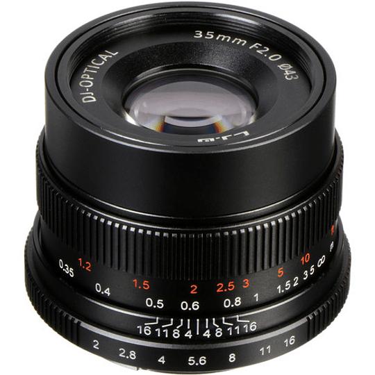 7Artisans Photoelectric 35mm f/2.0 Lente para Sony E - Image 1