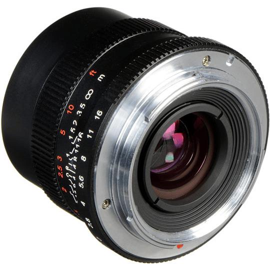 7Artisans Photoelectric 35mm f/2.0 Lente para Sony E - Image 3