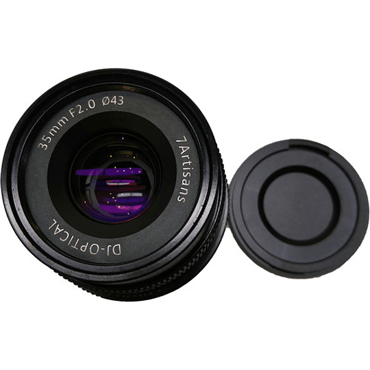 7Artisans Photoelectric 35mm f/2.0 Lente para Sony E - Image 7