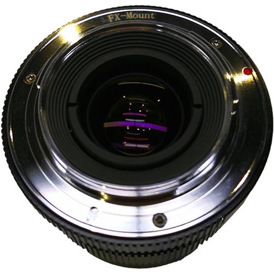 7Artisans Photoelectric 35mm f/2.0 Lente para Sony E - Image 8