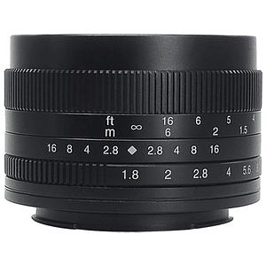 7artisans Photoelectric 50mm f/1.8 Lente para Fujifilm X