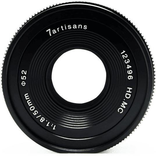 7artisans Photoelectric 50mm f/1.8 Lente para Fujifilm X - Image 5
