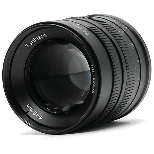 7artisans Photoelectric 55mm f/1.4 Lente para Sony E - Image 2