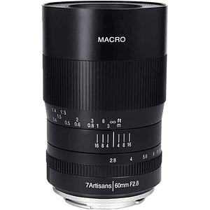7artisans Photoelectric 60mm f/2.8 Macro Lente para Sony E