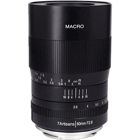 7artisans Photoelectric 60mm f/2.8 Macro Lente para Sony E - Image 1