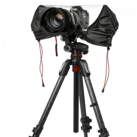 Cobertor de Lluvia para DSLR / Rain Cover Manfrotto Pro Light - Image 1