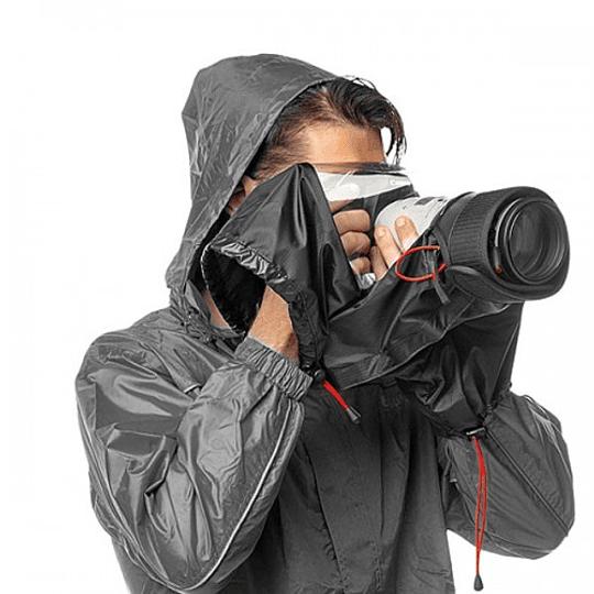 Cobertor de Lluvia para DSLR / Rain Cover Manfrotto Pro Light - Image 2