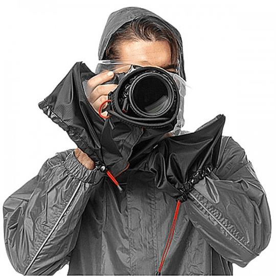 Cobertor de Lluvia para DSLR / Rain Cover Manfrotto Pro Light - Image 3