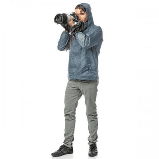 Cobertor de Lluvia para DSLR / Rain Cover Manfrotto Pro Light - Image 4