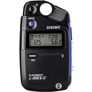 Sekonic L-308X-U Fotometro Flashmate Light Meter