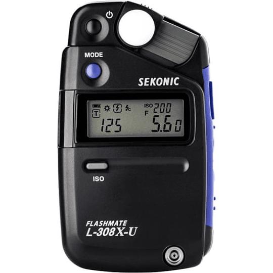 Sekonic L-308X-U Fotometro Flashmate Light Meter - Image 1
