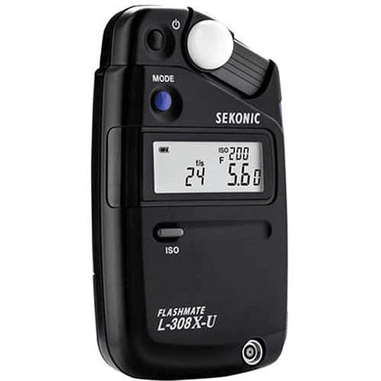 Sekonic L-308X-U Fotometro Flashmate Light Meter - Image 2