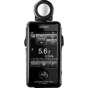 Fotometro Sekonic Litemaster Pro L-478D Light Meter