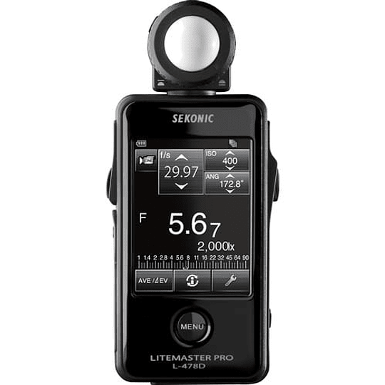 Fotometro Sekonic Litemaster Pro L-478D Light Meter - Image 1