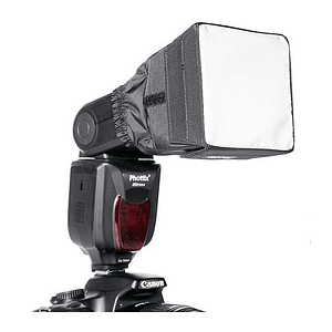 Phottix Mini Softbox para Speedlite / PH37212