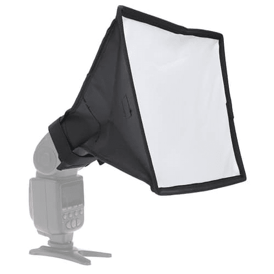 Mini Softbox para speedlite 15x17cm LS-05 - Image 1
