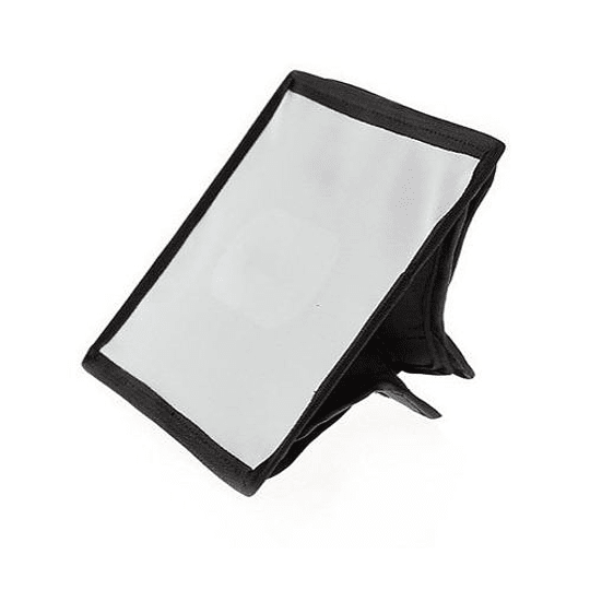 Mini Softbox para speedlite 15x17cm LS-05 - Image 2