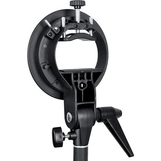 Godox S-Type Speedlite Bracket para Elinchrom - Image 1