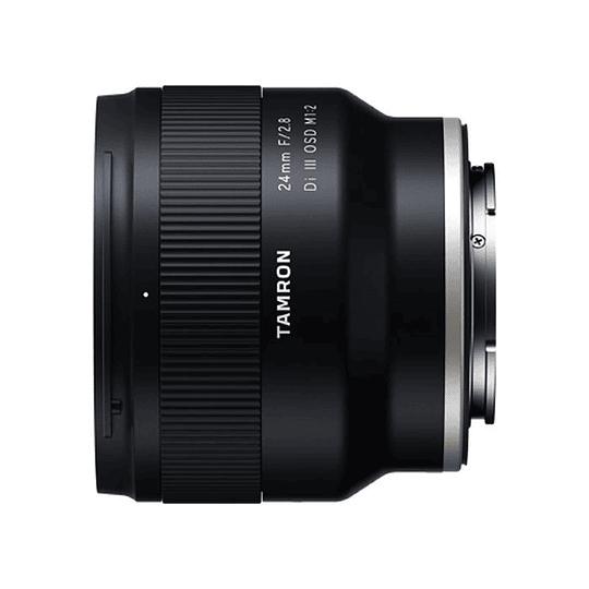 Tamron 24mm f/2.8 Di III OSD M 1:2 para Sony E - Image 2