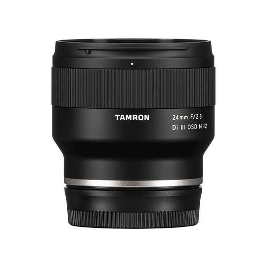Tamron 24mm f/2.8 Di III OSD M 1:2 para Sony E - Image 3