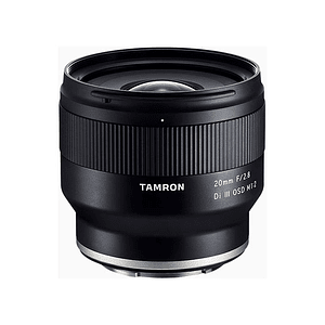 Tamron 20mm f/2.8 Di III OSD M 1:2 para Sony E