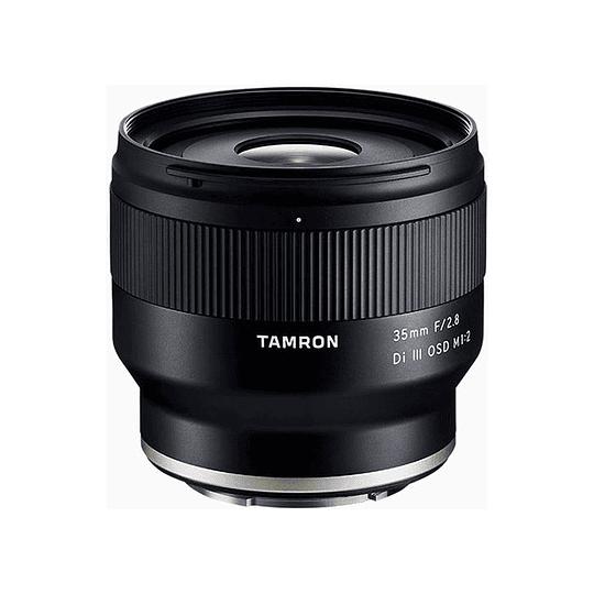 Tamron 35mm f/2.8 Di III OSD M 1:2 para Sony E - Image 1
