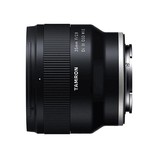 Tamron 35mm f/2.8 Di III OSD M 1:2 para Sony E - Image 4