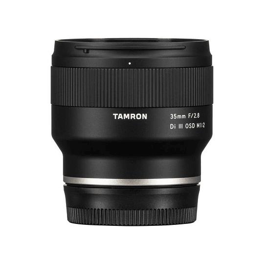 Tamron 35mm f/2.8 Di III OSD M 1:2 para Sony E - Image 5