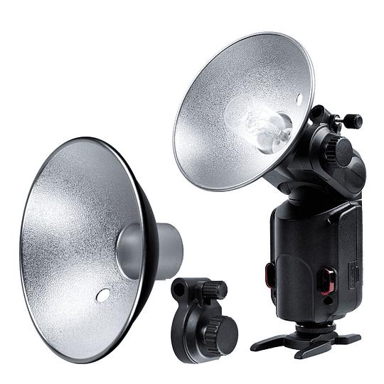 Reflector porta paraguas para flash Witstro AD-S6 - Image 2