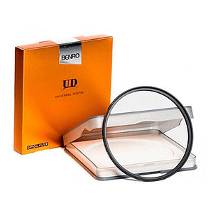 Benro Filtro Ultravioleta UD UV SC  (desde 40.5mm hasta 82mm)