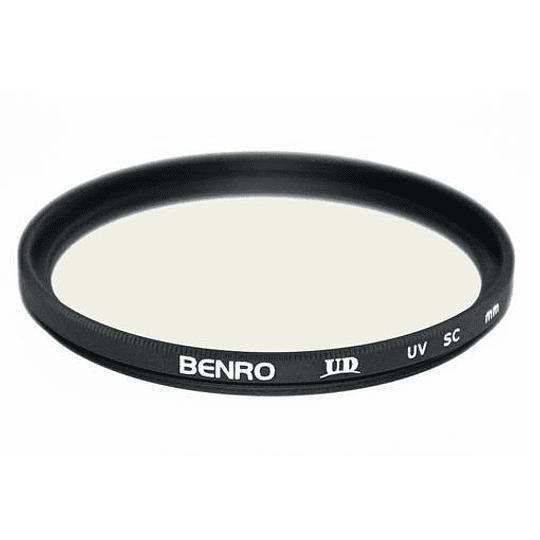 Benro Filtro Ultravioleta UD UV SC  (desde 40.5mm hasta 82mm) - Image 2