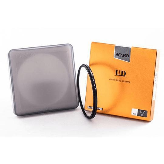 Benro Filtro Ultravioleta UD UV SC  (desde 40.5mm hasta 82mm) - Image 3