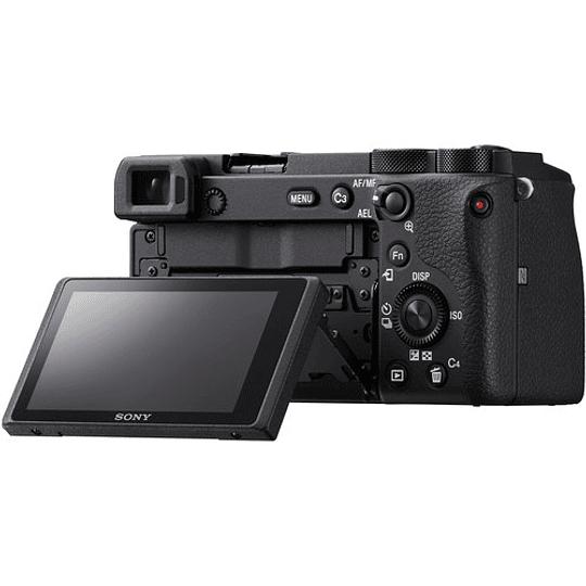 Sony Alpha a6600 Cámara Digital Mirrorless (Sólo Cuerpo) / ILCE-6600 - Image 4