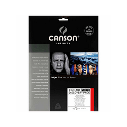 Canson 200004874 Discovery Pack Photo