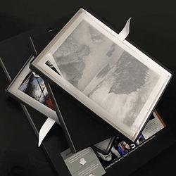 Canson 400052304 Caja de archivos fotográficos A3+ 25 hojas