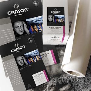 Canson 206231005 Photogloss Premiun 270gr A3+ 25 hojas