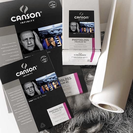 Canson 206231005 Photogloss Premiun 270gr A3+ 25 hojas - Image 1