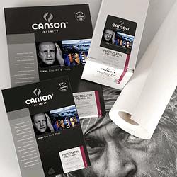 Canson 200001663 Photosatin Premium 270gr A2 25 hojas