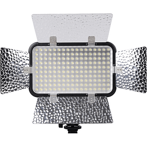 GODOX LED170II PANEL DE 170 LEDS CON ALETAS PARA DSLR