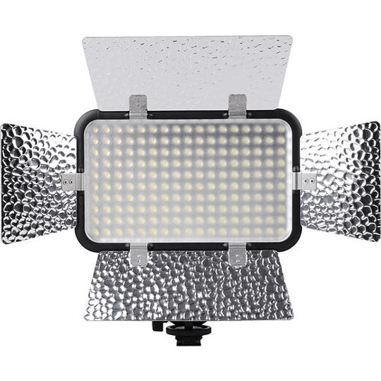 GODOX LED170II PANEL DE 170 LEDS CON ALETAS PARA DSLR - Image 1